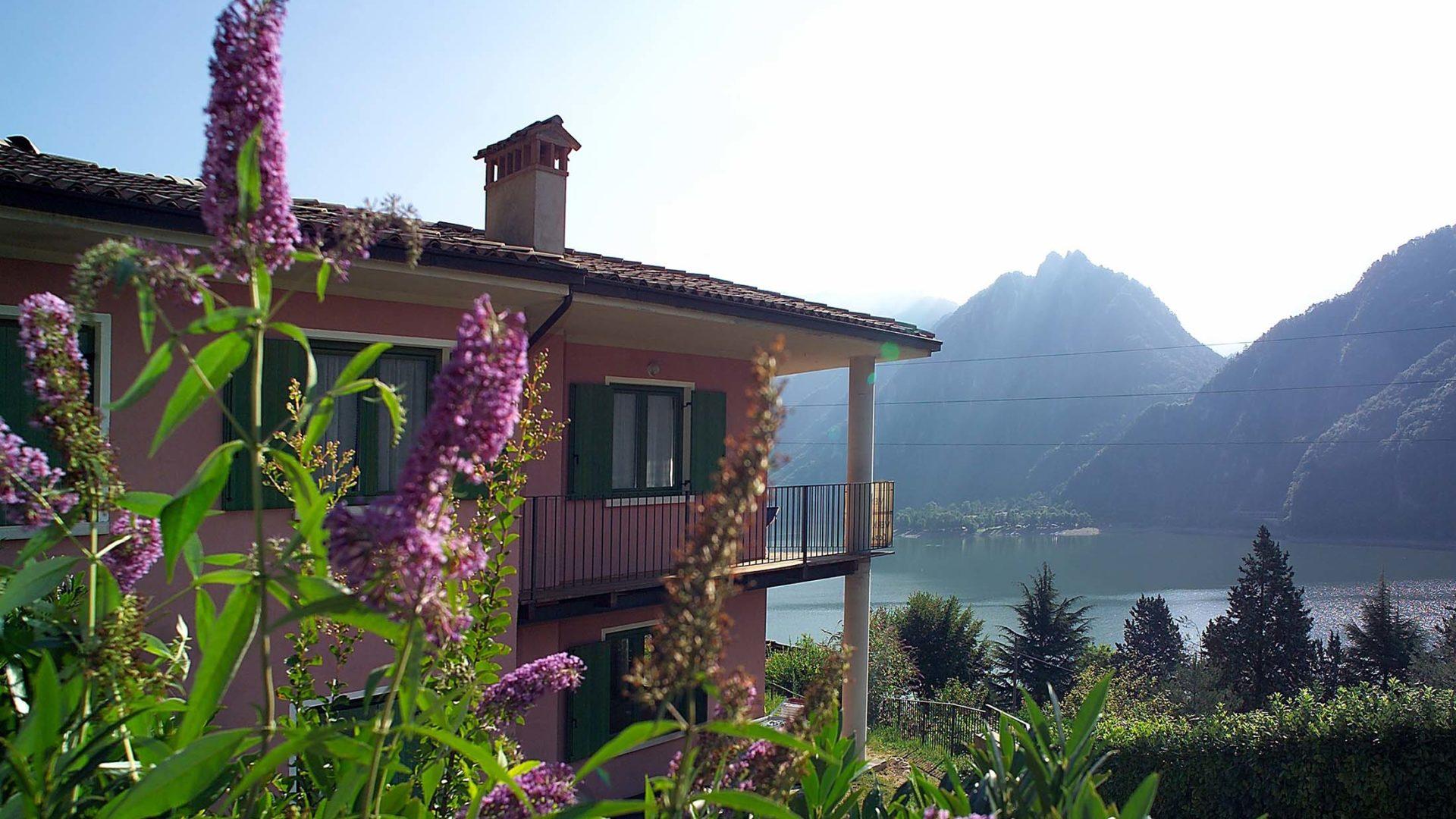 Lago d'Idro - Tre Capitelli - Appartamento Marcella